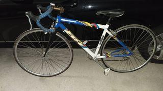 bicicleta de carretera bh junior