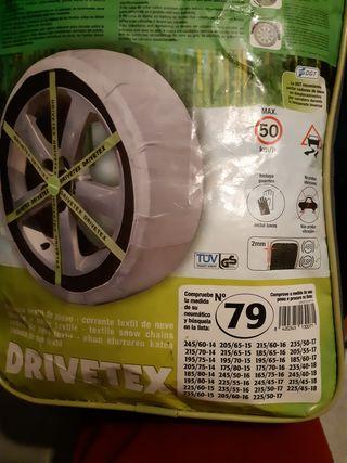CADENAS TEXTILES DRIVETEX 79