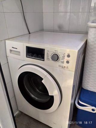 se vende lavadora Hisense