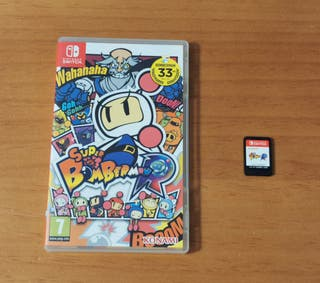 Super Bomberman R ( Switch )