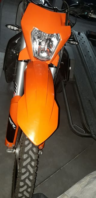 ktm guardabarros