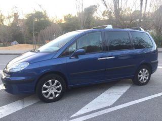 Peugeot 807 2.0 HDi 110cv 7 plaz.