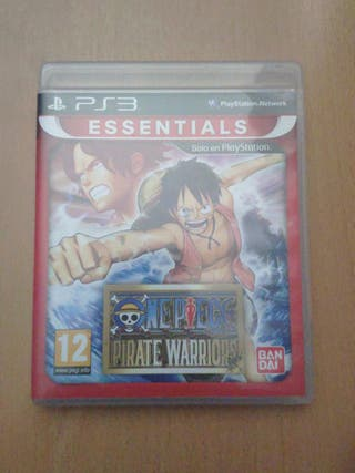 PS3 One Piece Pirate Warriors