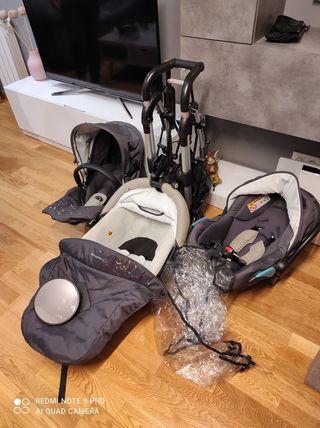Carro completo bebé confort
