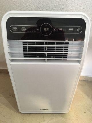 Aire acondicionado portátil frío y calor