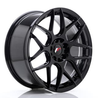 JR Wheels JR18 18x8,5 ET25 5x114/120 Glossy Black