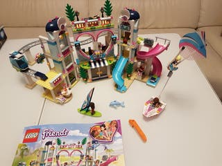 LEGO Friends 41347. Parque de Aventuras acuáticas
