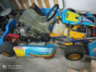 karting de competición IAME x30