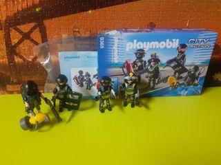 playmobil action city 9365
