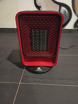 Estufa calefactor aire ceramico