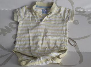 polo-body bebé unisex