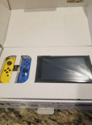 pacchetto console Nintendo Switch HAC-001 (-01)