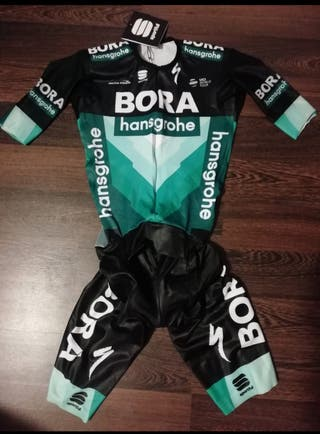 Buzo profesional Bora Hansgrohe Sportful nuevo