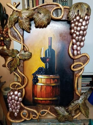 Barrica de vino