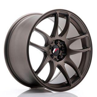 JR Wheels JR29 18x9,5 ET22 5x114/120 Matt Bronze