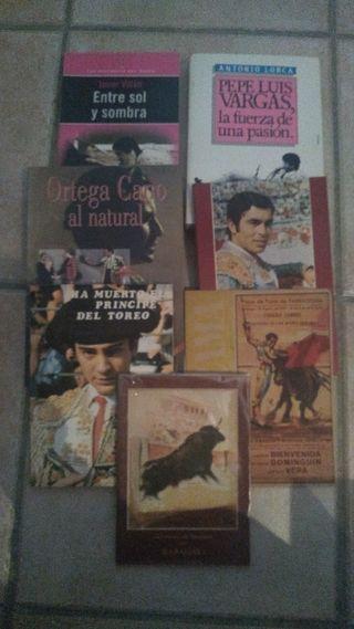 livres corrida et toros