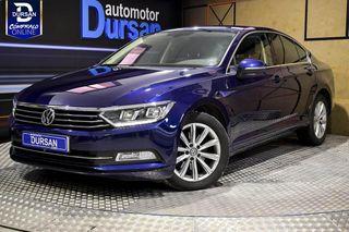 Volkswagen Passat AUTO NAVI SENSORES LUNAS APPLE ANDROID CLIMA TRI ZONA