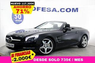 Mercedes-Benz SL 350 SL 350 306cv 2p 7G-T Auto