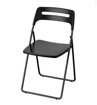 4 sillas plegables Ikea Nisse