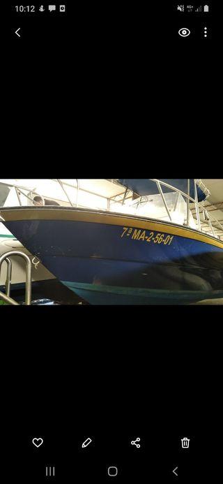 embarcacion Laraya V-216 Fishboat