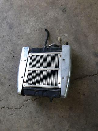 radiador moto custom 125 china CG125-B