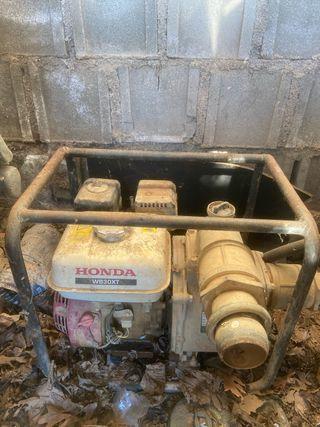 Motobomba de Caudal Honda WB30XT