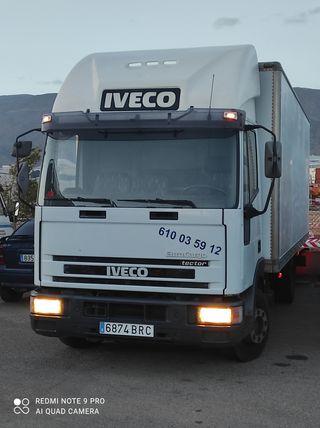 Iveco eurocargo tector 100E18 ##IMPOLUTO## 2002