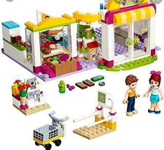 Supermercado de Lego Friends.