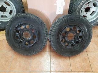 ruedas suzuki