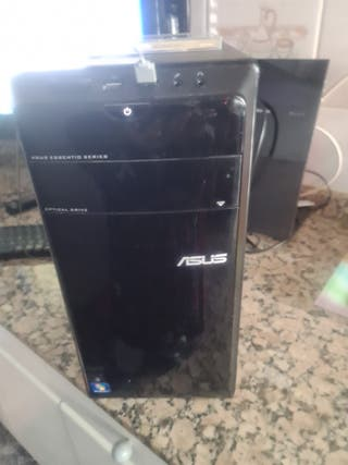 pc Asus AMD a4_3420, 2.80 ghz