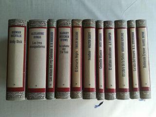 Lote 11 novelas aventuras Círculo Lectores