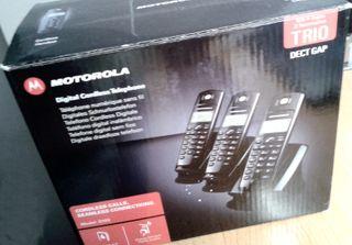 Teléfono inalámbrico casa de campo (3 teléfonos)