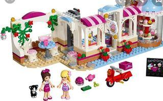 Cafetería de Lego Friends
