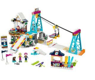 Lego Friends estación de esquí