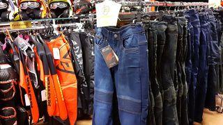 Pantalones Kevlar Moto vaqueros proteccion OUTLET