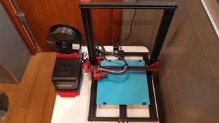 Impresora 3D Alfawise U20