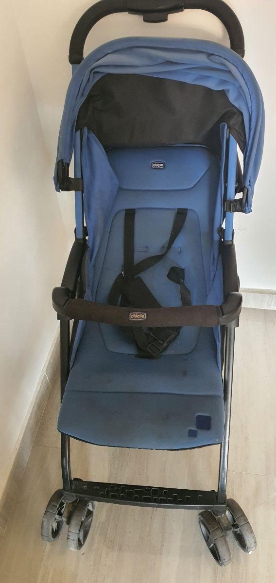 silla/carro de paseo chicco
