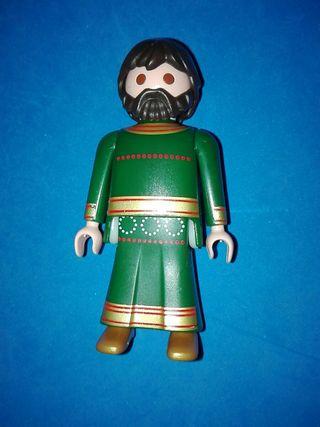 numero 633 playmobil figura medieval