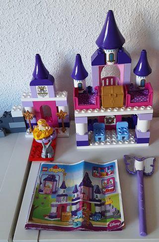Lego Duplo castillo Sofia