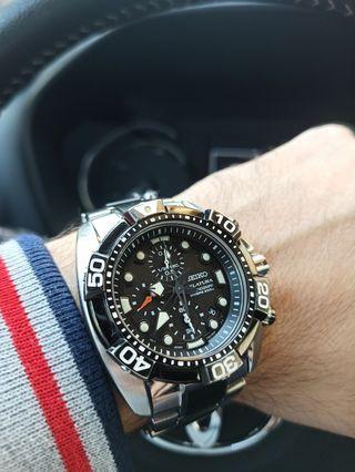 Seiko dos relojes