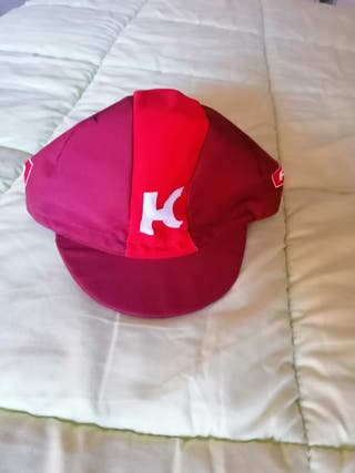Gorra de entrenamiento Katusha Alpecin. original.