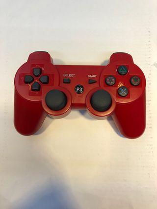 Mándame compatible PS3 rojo