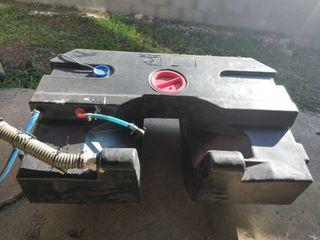 depósito agua limpia 100 litros para camperización