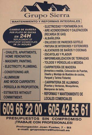 SERVICIOS DE MANTENIMIENTO Y REFORMAS INTEGRALES