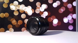 Objetivo Canon 50mm f1.8 STM