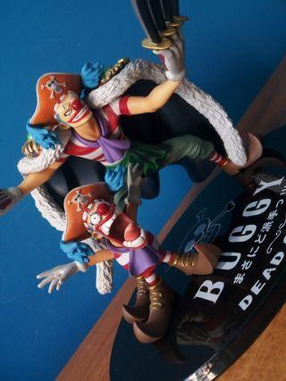Figuarts Zero One Piece Buggy Figura Bandai