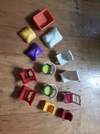 playmobils muñecos playmovil