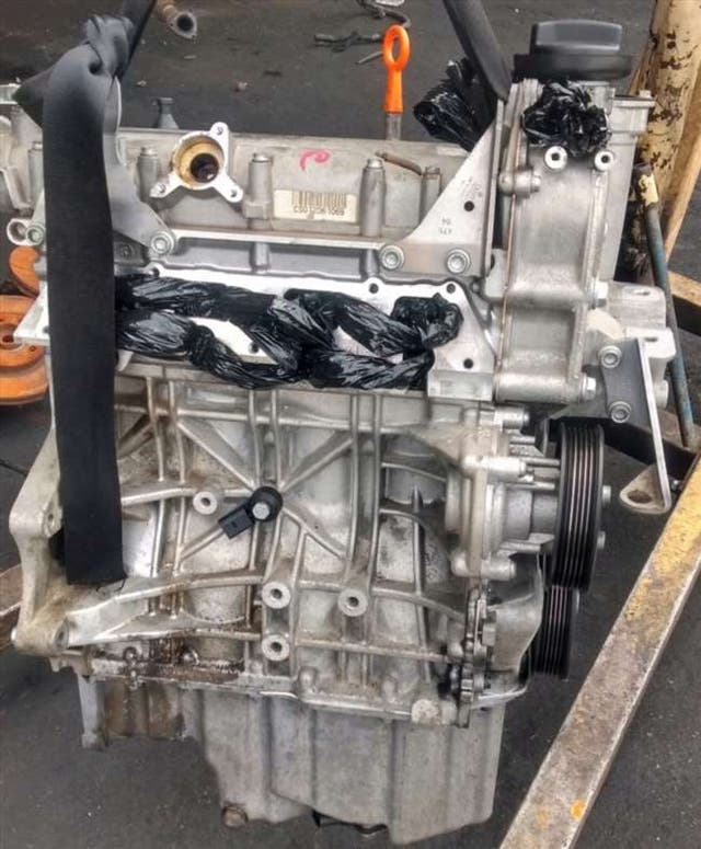 Motor Blf Audi A3 8p 1.6 Fsi