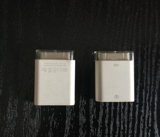 Adaptadores originales Apple