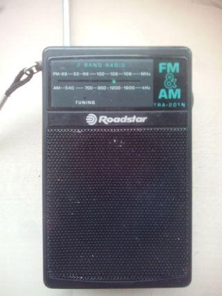 Radio transistor Roadstar